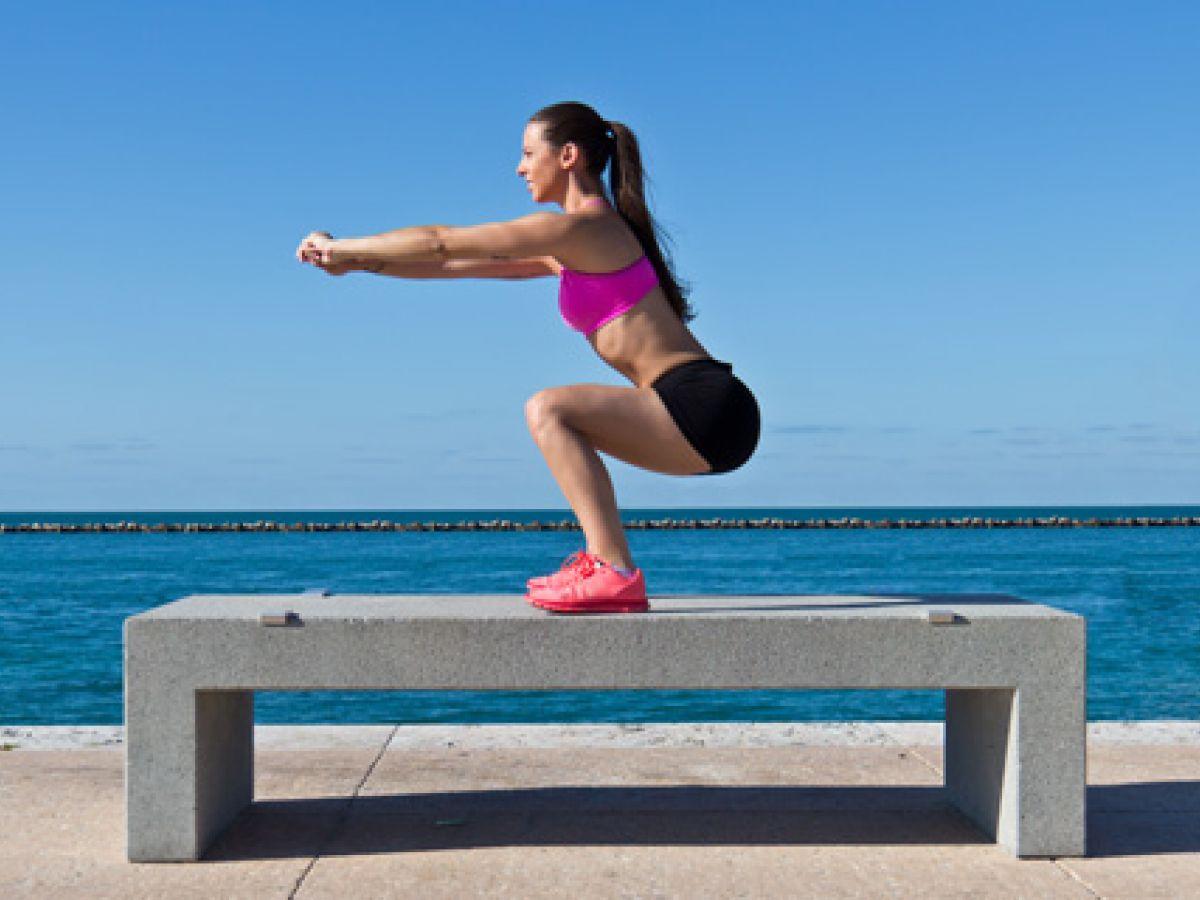 Para ellas: Los ejercicios más efectivos para lucir bien