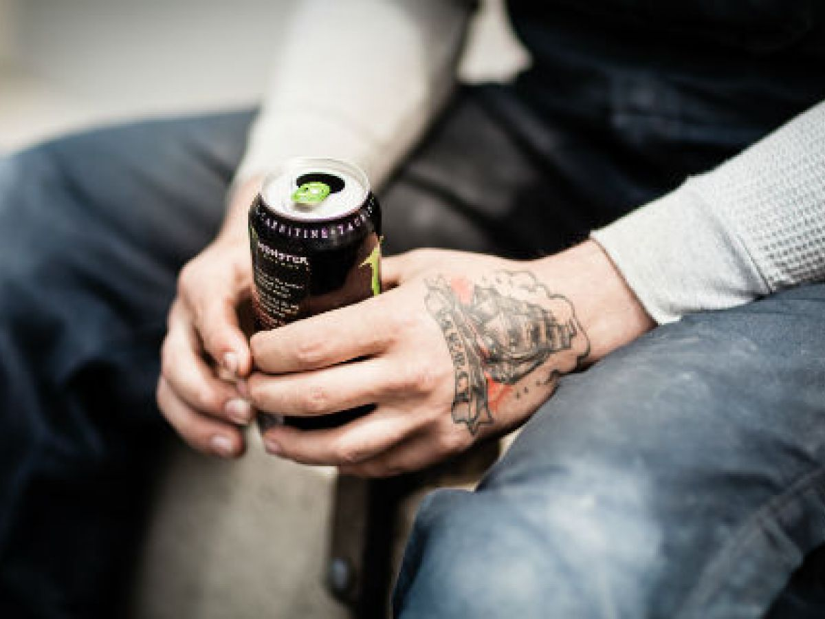 Tomar una sola bebida energética afecta la función de los vasos sanguíneos