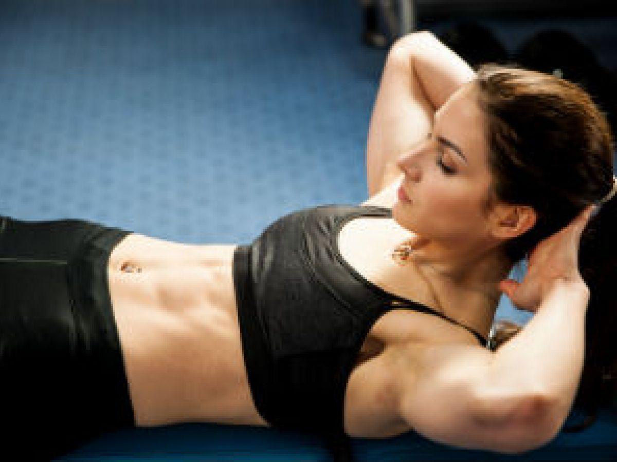 5 errores que cometemos cuando queremos lograr abdominales