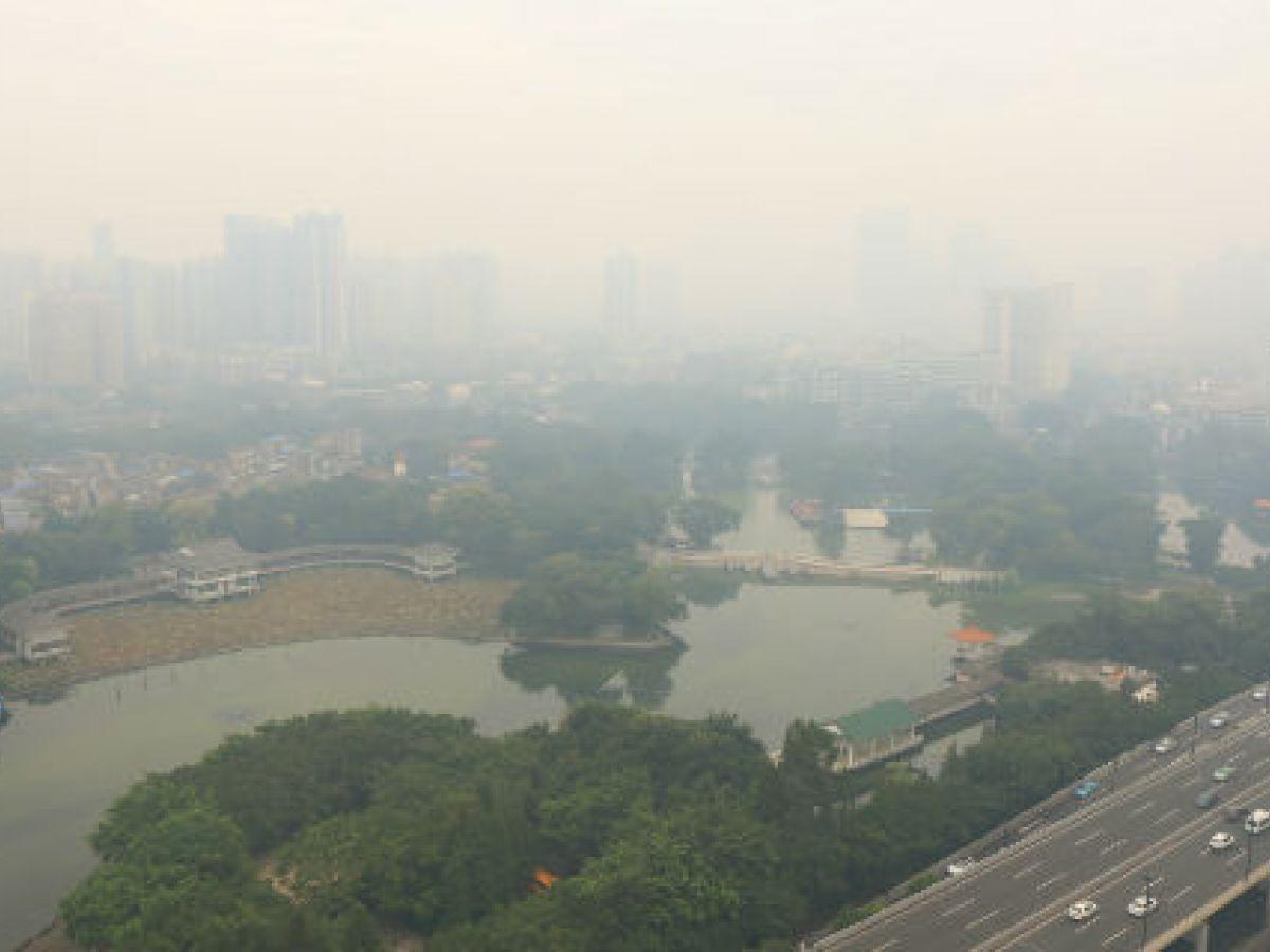 La contaminación, culpable de 1 de cada 6 muertes en el mundo