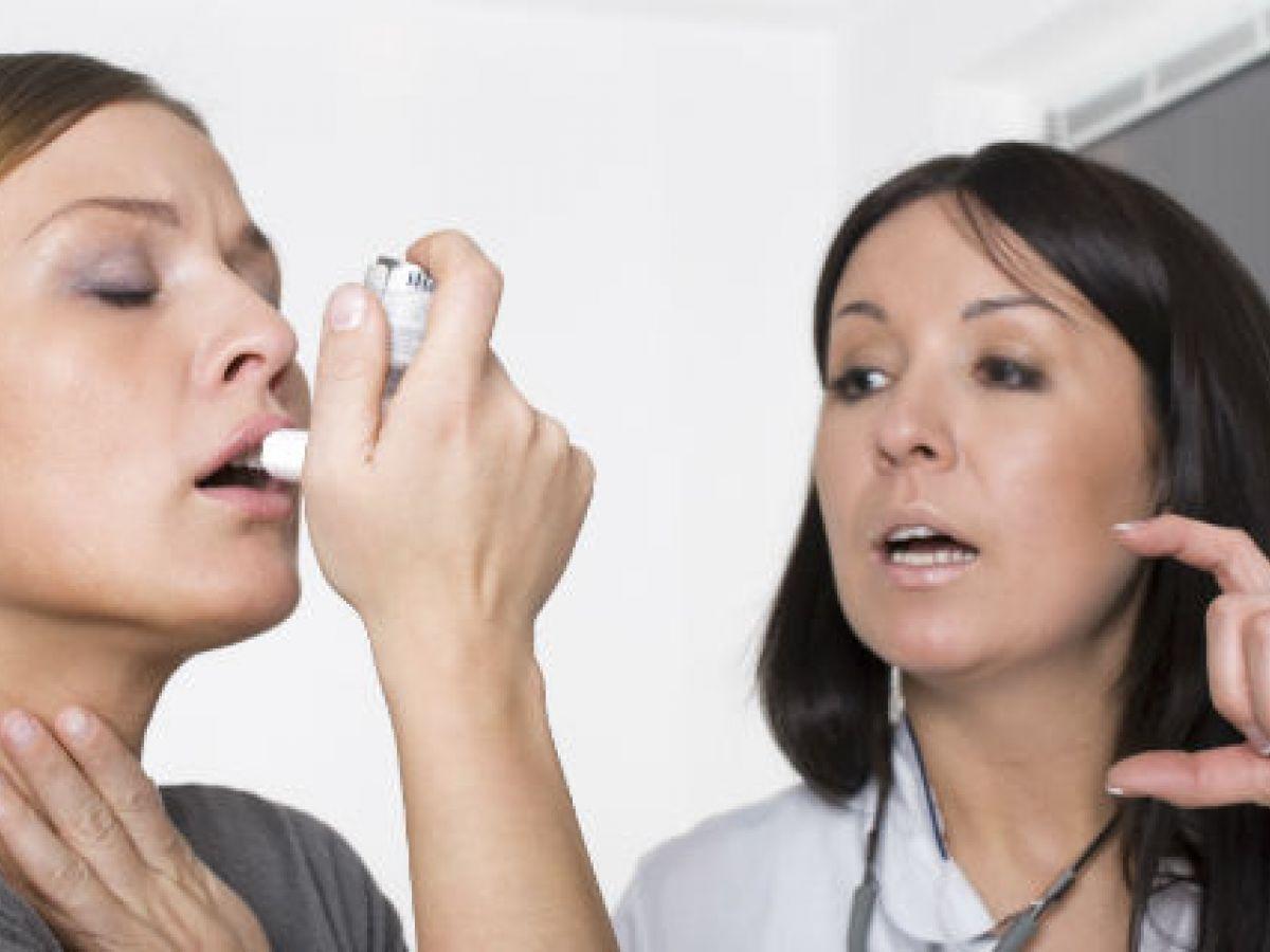 5 recomendaciones para pacientes con condiciones respiratorias durante la emergencia