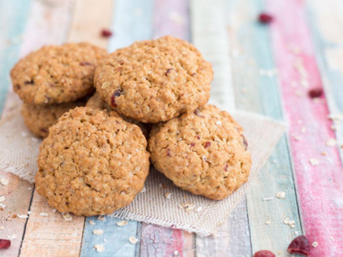 Las galletas de avena y las barras de granola no son tan saludables como parecen