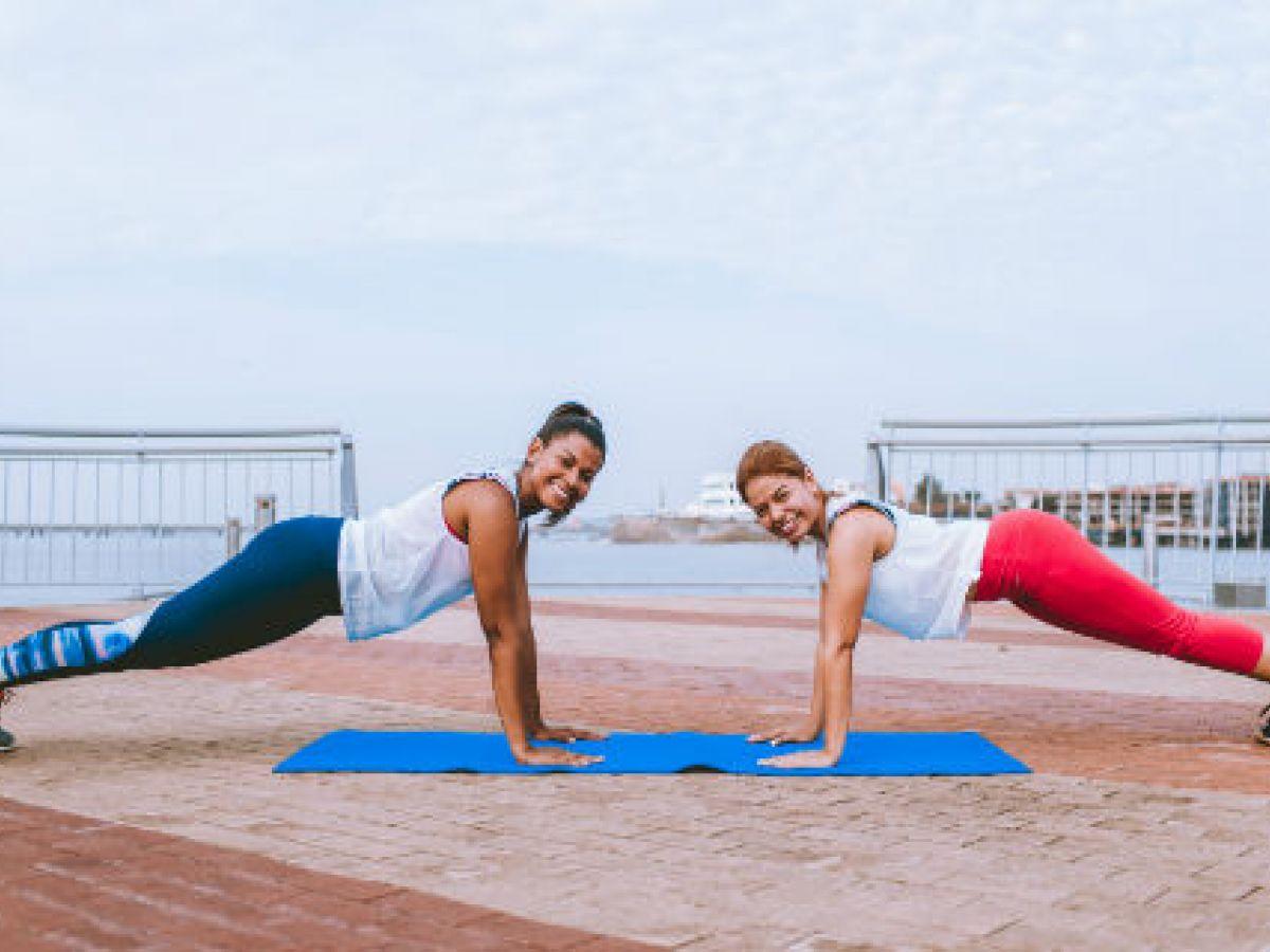 Ejercitar la musculatura mejora el equilibrio