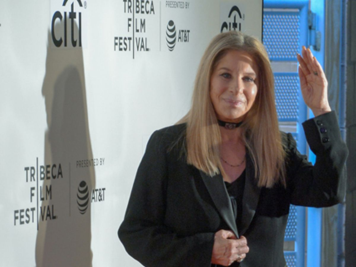 Barbra Streisand hace inesperada revelación sobre sus mascotas