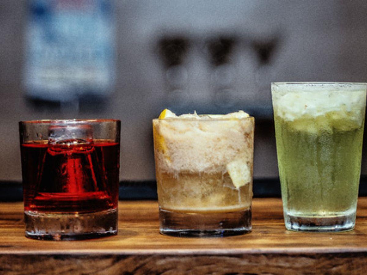 Mídete con el consumo de alcohol
