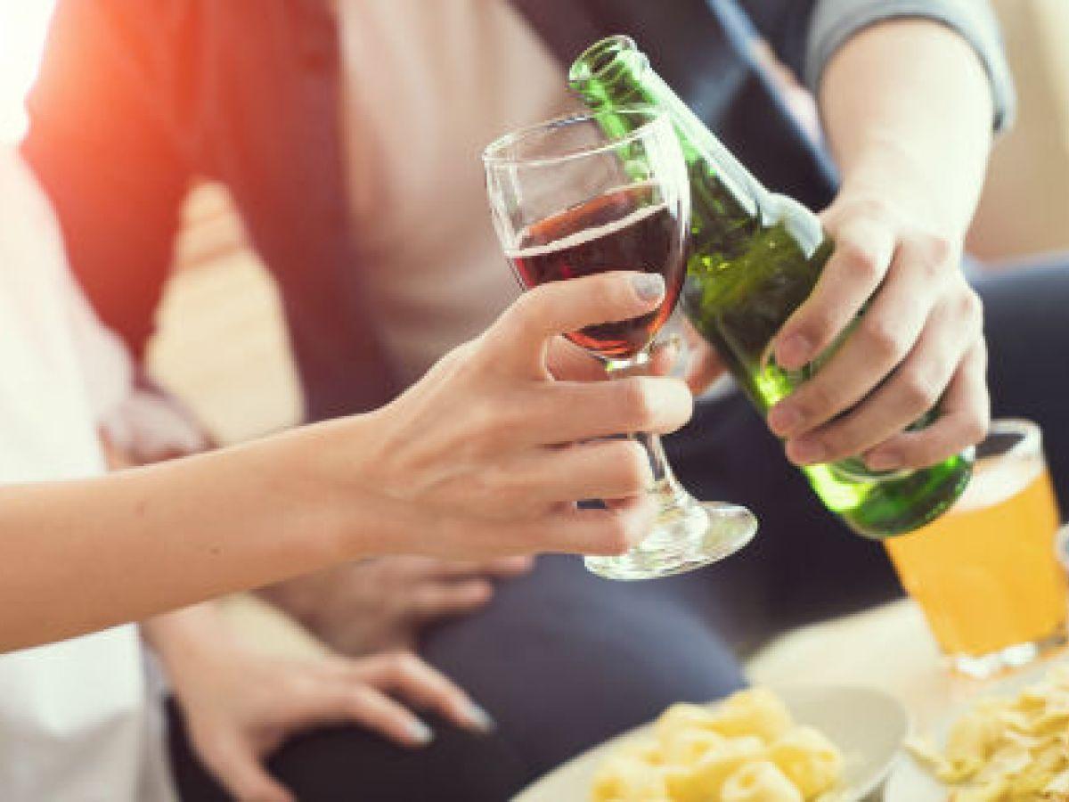 Cerveza o vino, ¿cuál es mejor?
