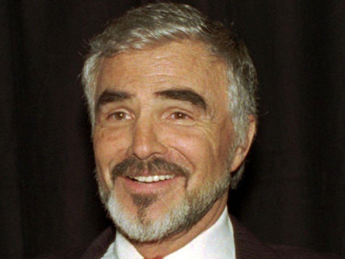 Detrás de la muerte del actor Burt Reynolds