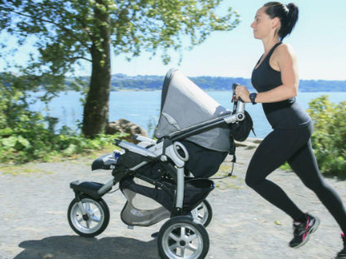 La alimentación y el ejercicio: grandes aliados para la mujer tras el embarazo