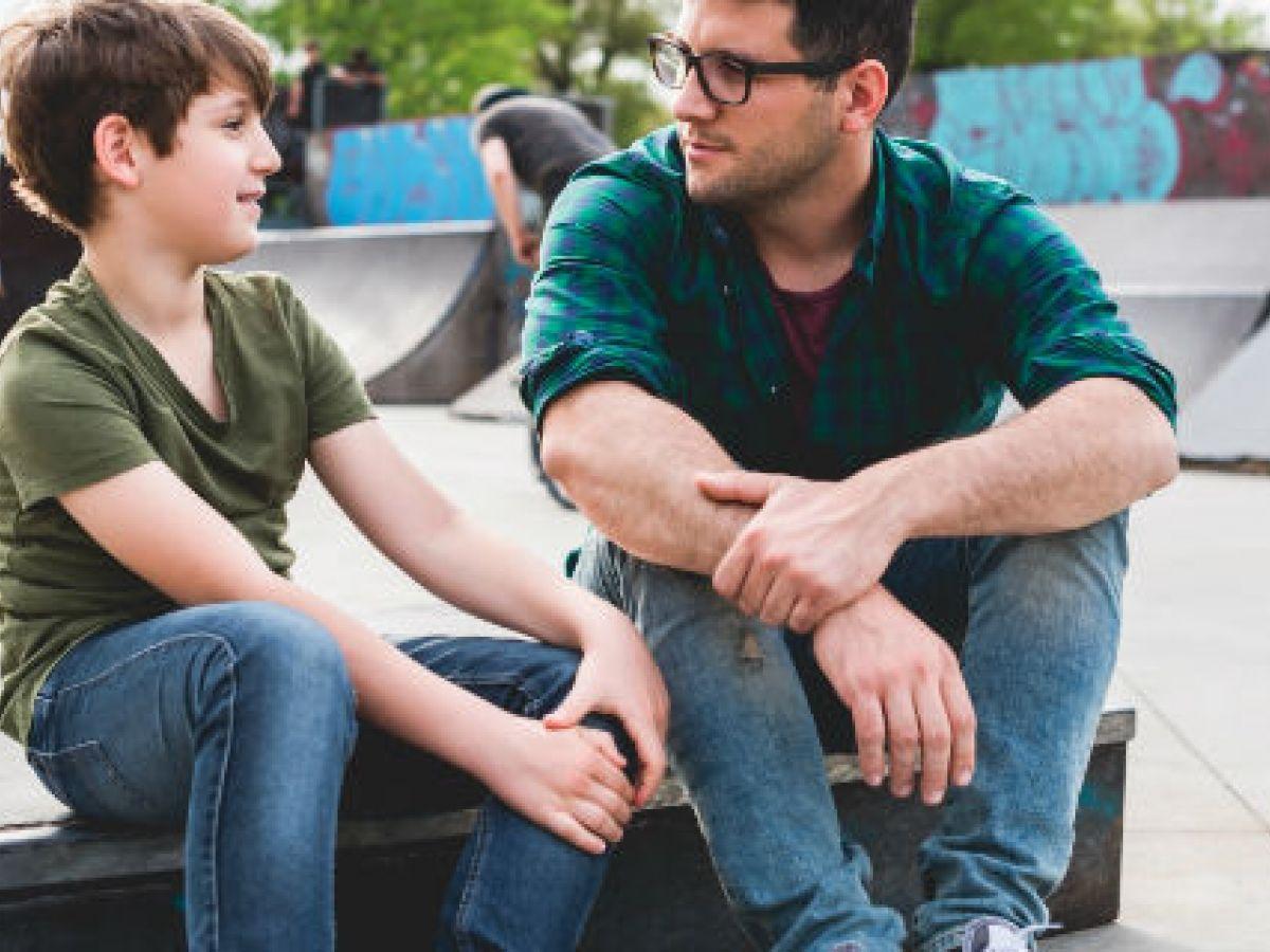 ¿Cómo pueden mejorar el diálogo con sus hijos?