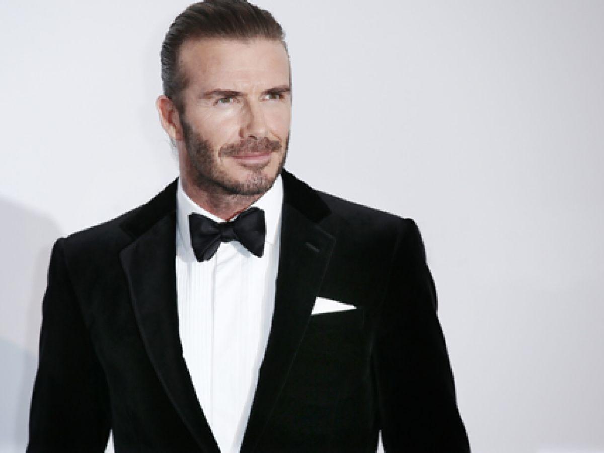 Trastorno hace que David Beckham tenga tres refrigeradores