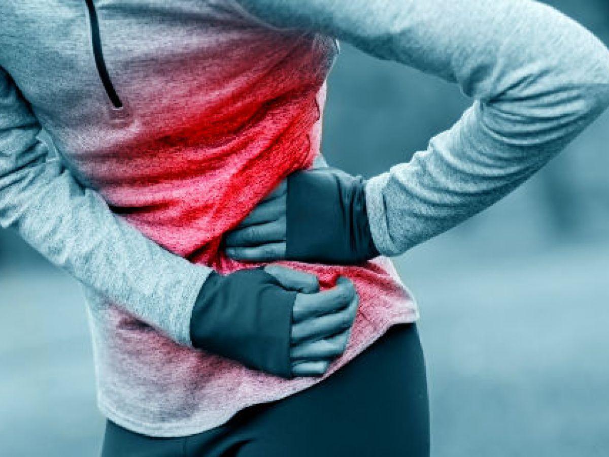 Cuando te excedes en el ejercicio y el cuerpo se rinde
