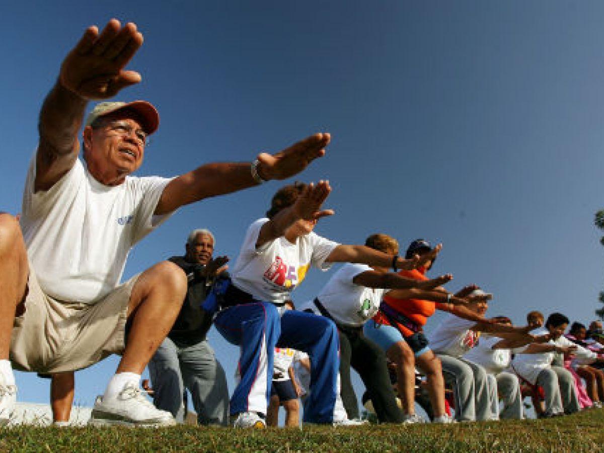 Estudio revela que evadimos el ejercicio sin importar la edad