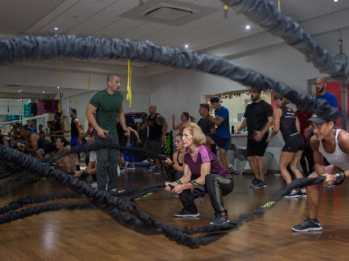 Ofrecerán ejercicios extremos al aire libre en Equilibrium Fitness Club