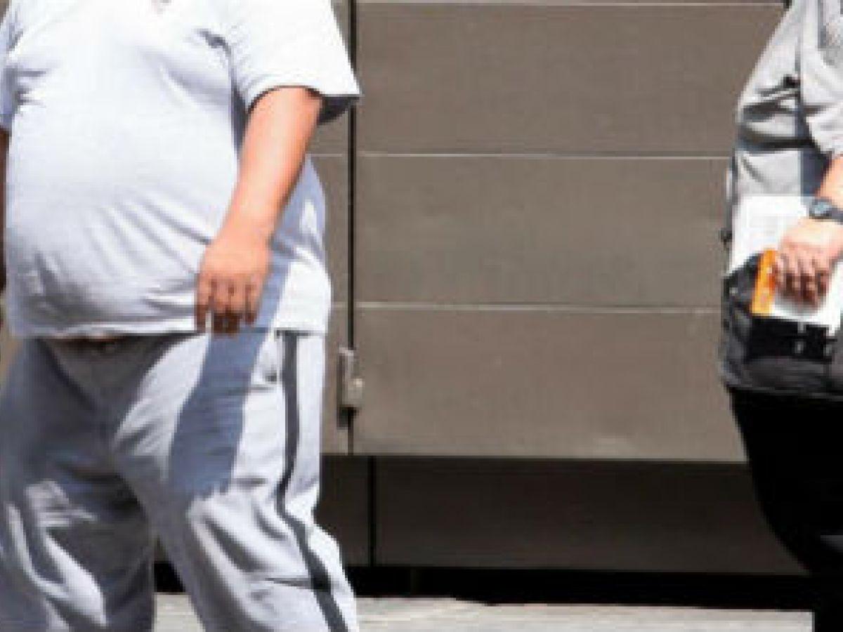 2,200 millones de personas padecen obesidad