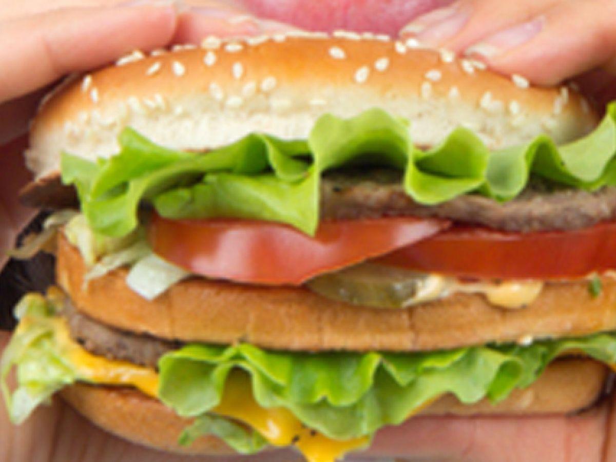 Las calorías de las comidas de restaurantes, un problema para la obesidad global