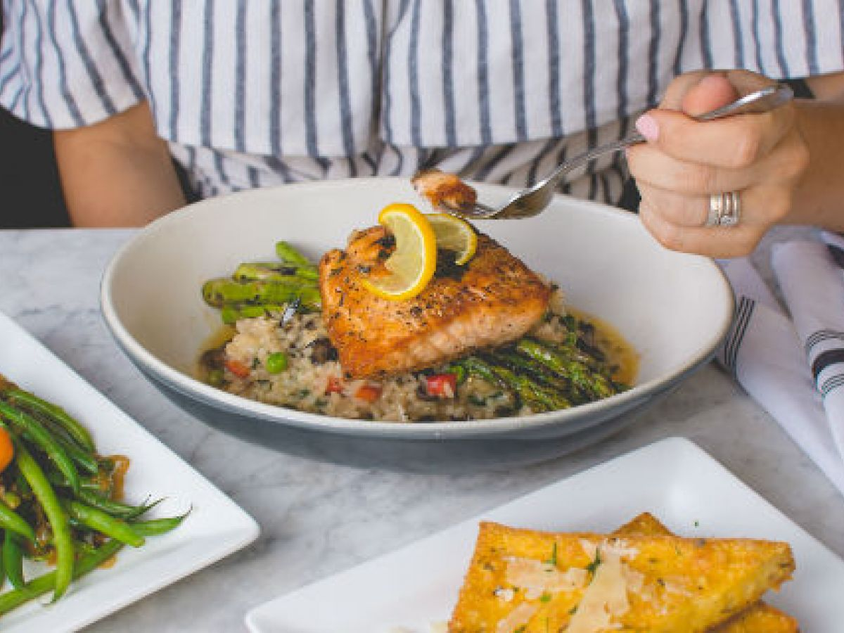 Una dieta rica en pescado ayuda a combatir el asma