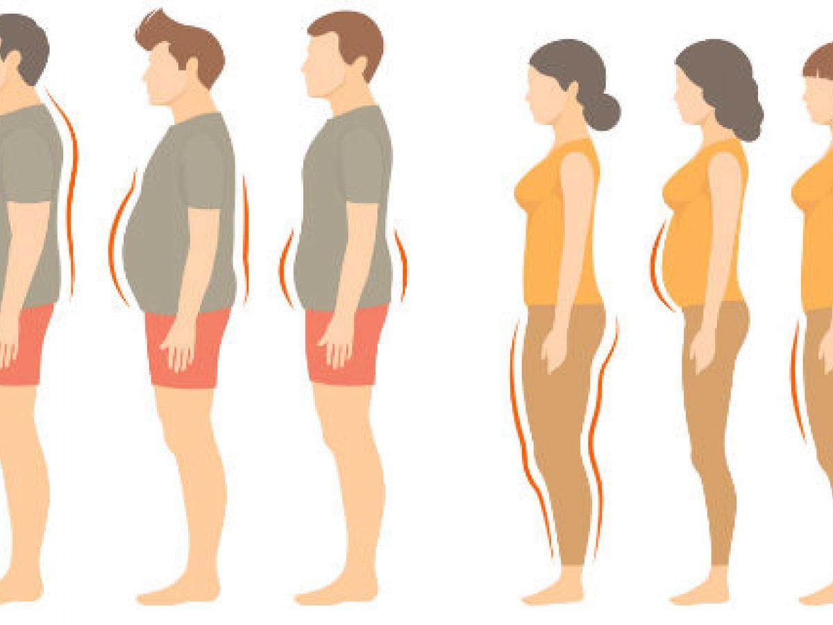 Distribución de la grasa corporal da pistas sobre riesgo cardíaco en hombres y mujeres