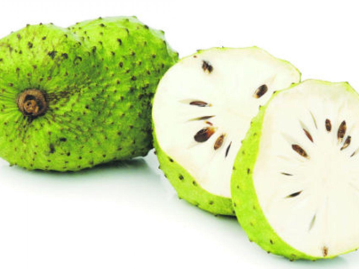 5 beneficios de la guanábana en tu organismo