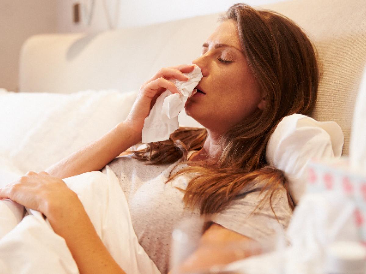 Más brotes de influenza