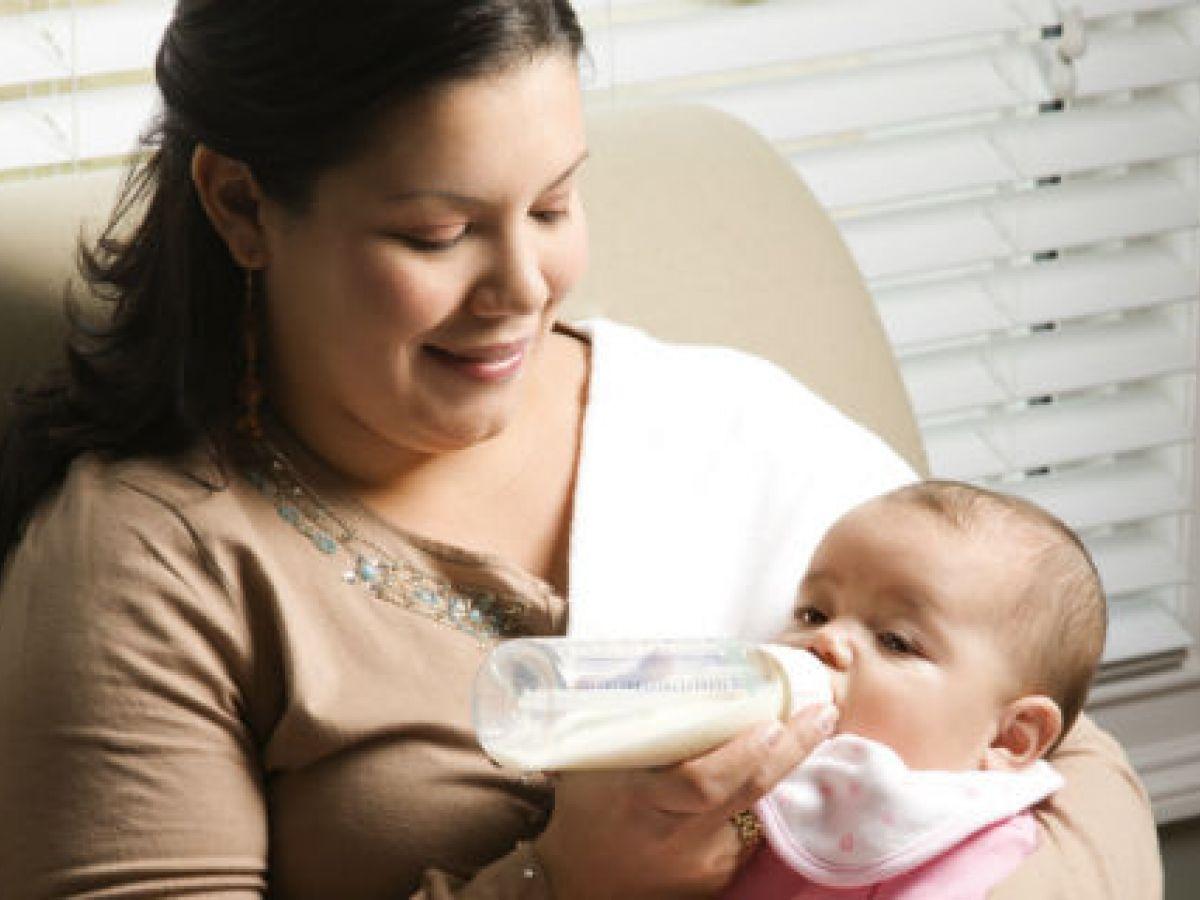 Ciencia logra reproducir nutriente clave de la leche materna