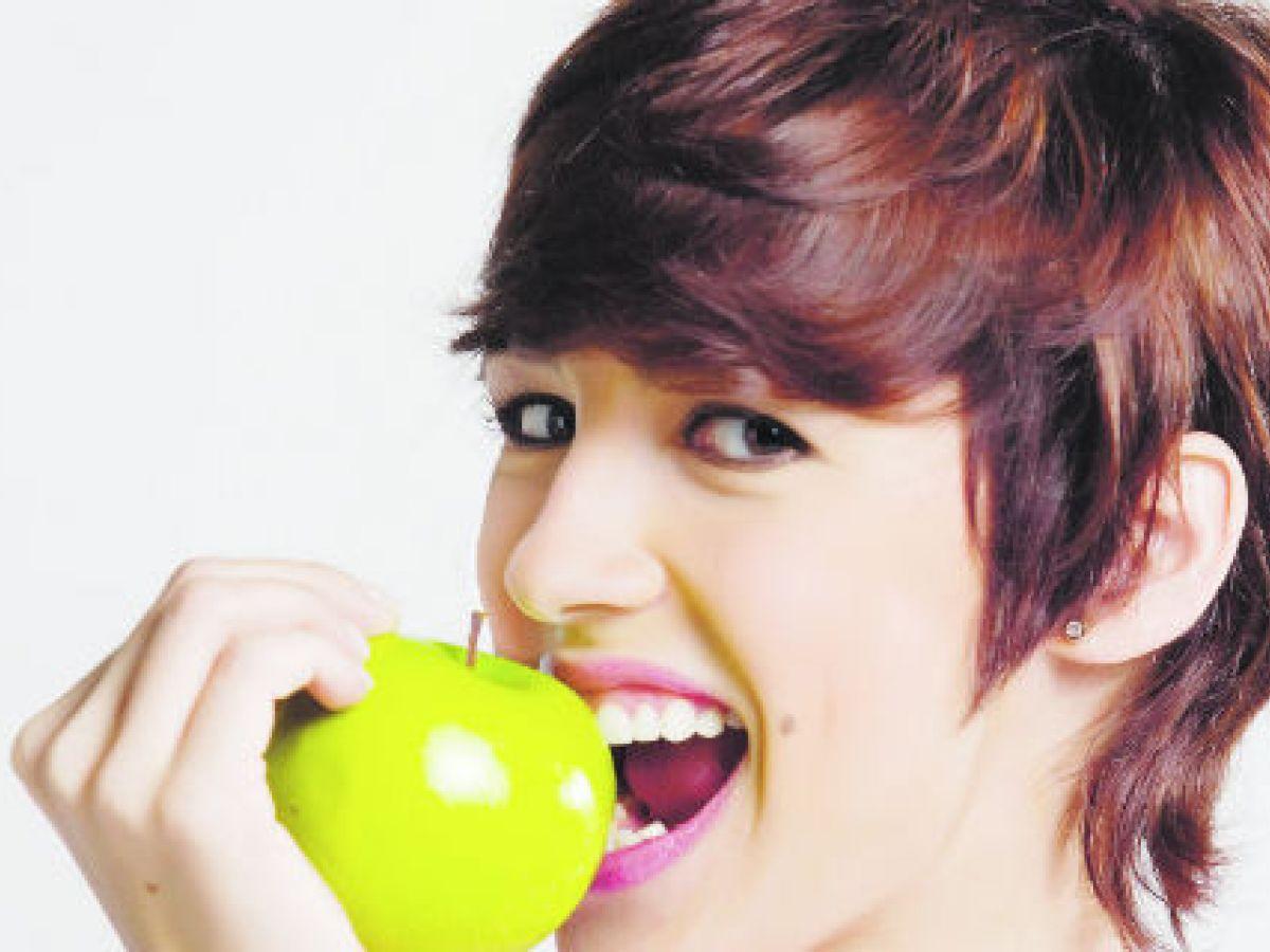 10 razones por las que debes comer una manzana al día