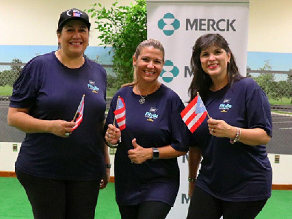 CEOs de Puerto Rico copan competencia nacional para luchar contra el cáncer