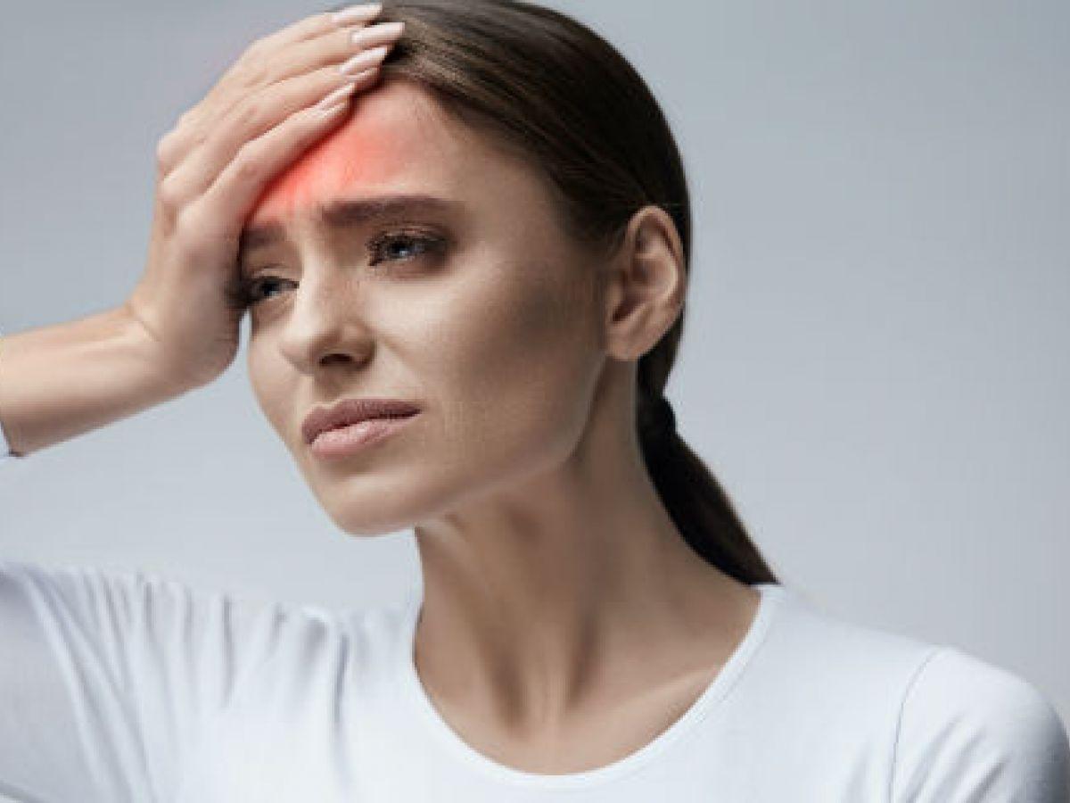 Las hormonas causan más migrañas en las mujeres