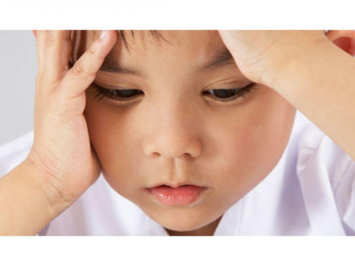 Desorden de estrés postraumático en niños luego de un huracán