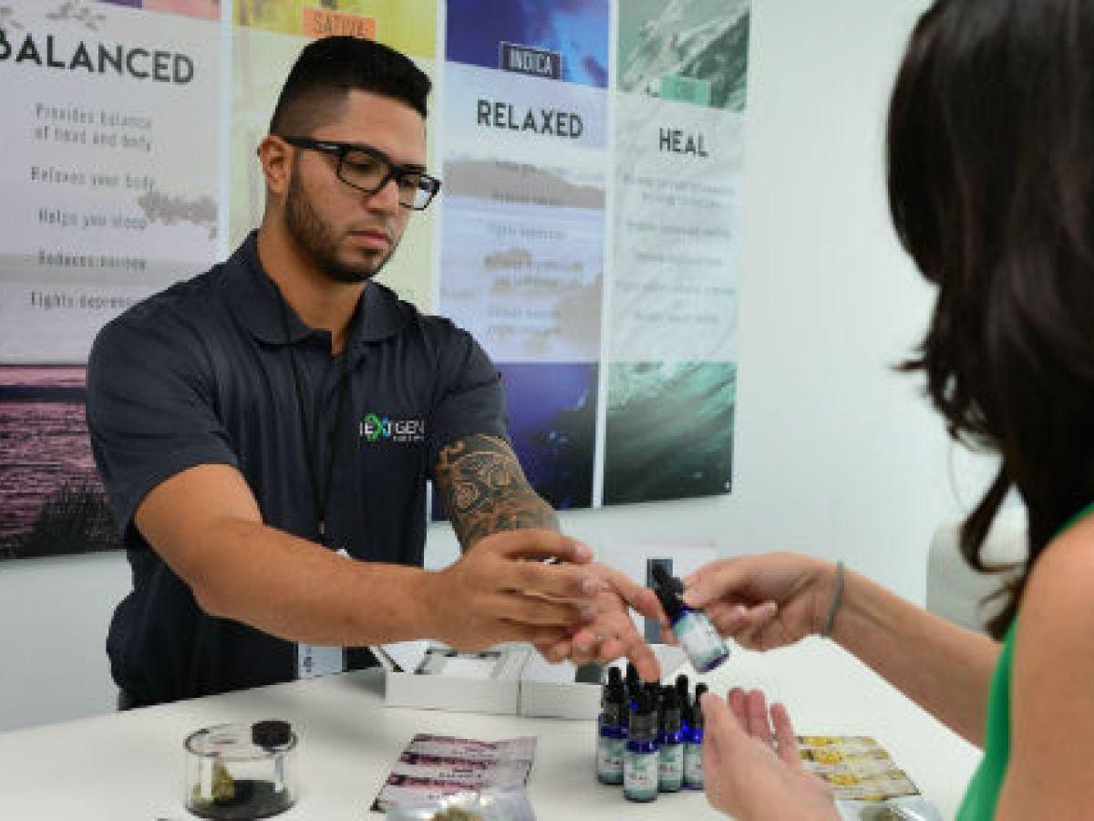 Toman auge las clínicas de marihuana medicinal para tratar problemas salud