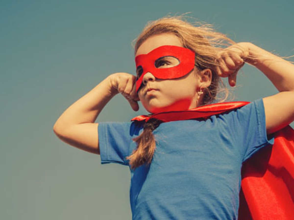 5 claves para criar niñas seguras de sí mismas