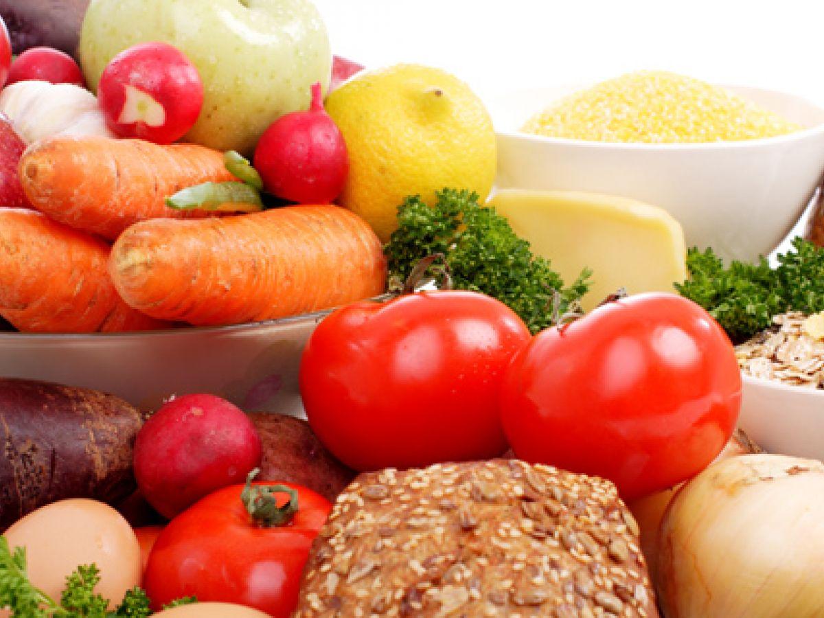 Los mejores alimentos para tener un embarazo saludable