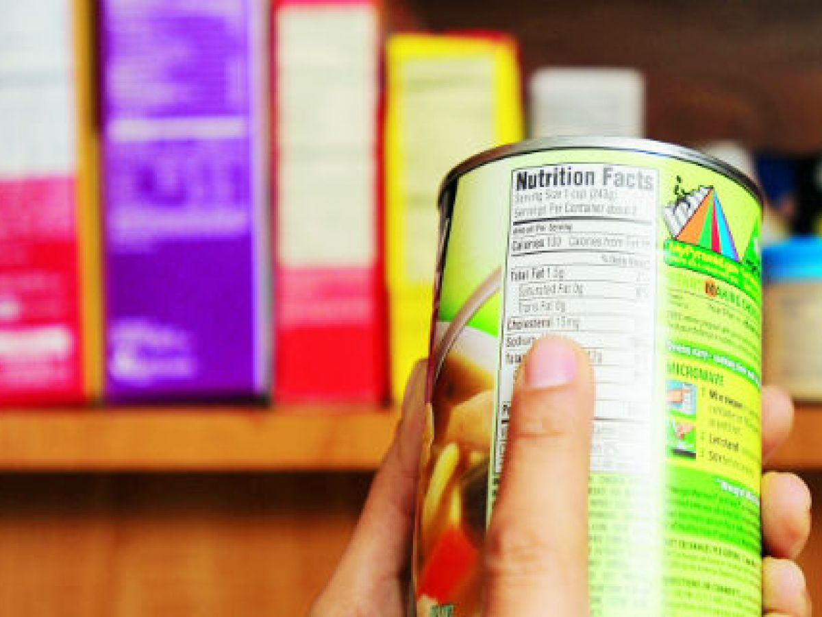 Habrá que esperar más para la aplicación de la nueva tabla nutricional