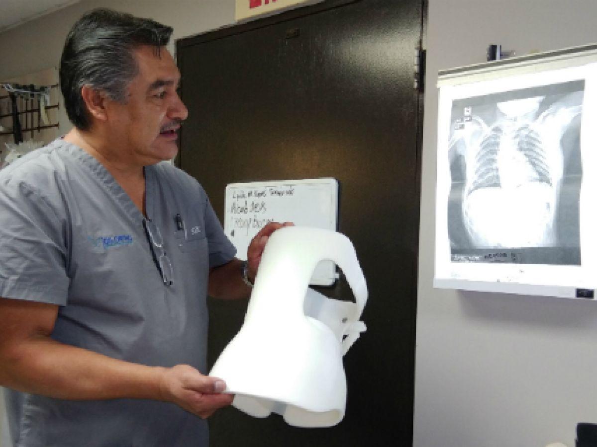 Novedosos aparatos ortopédicos pediátricos hechos en Puerto Rico
