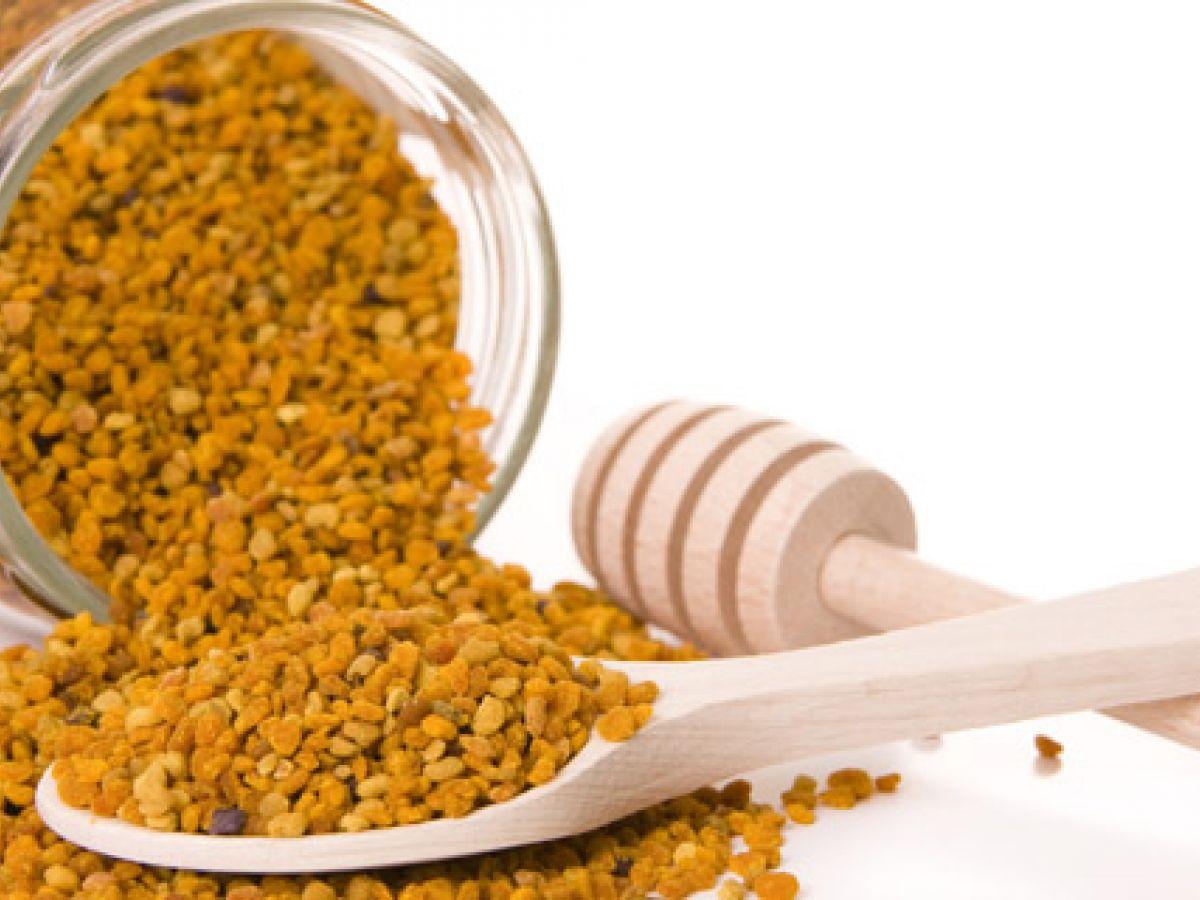Descubre los increíbles beneficios de consumir polen