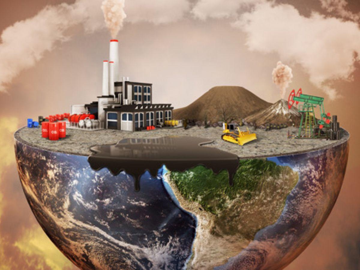 9 de cada 10 personas en el mundo respiran aire contaminado