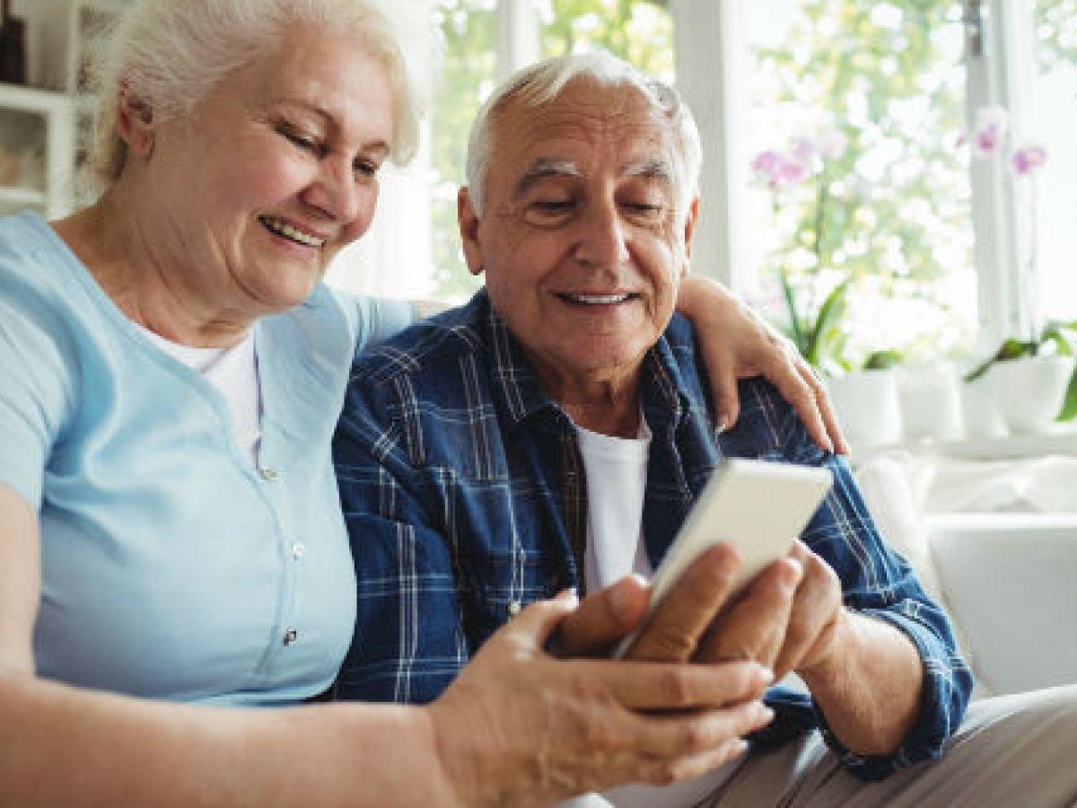 Una aplicación que les puede salvar la vida a las personas mayores