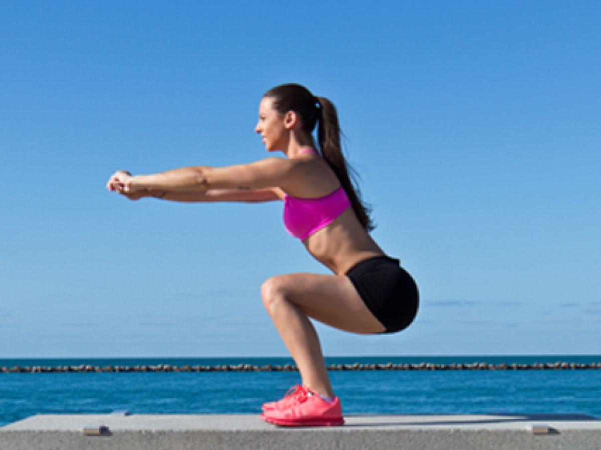 Sentadilla, la reina del gimnasio: beneficios y contraindicaciones