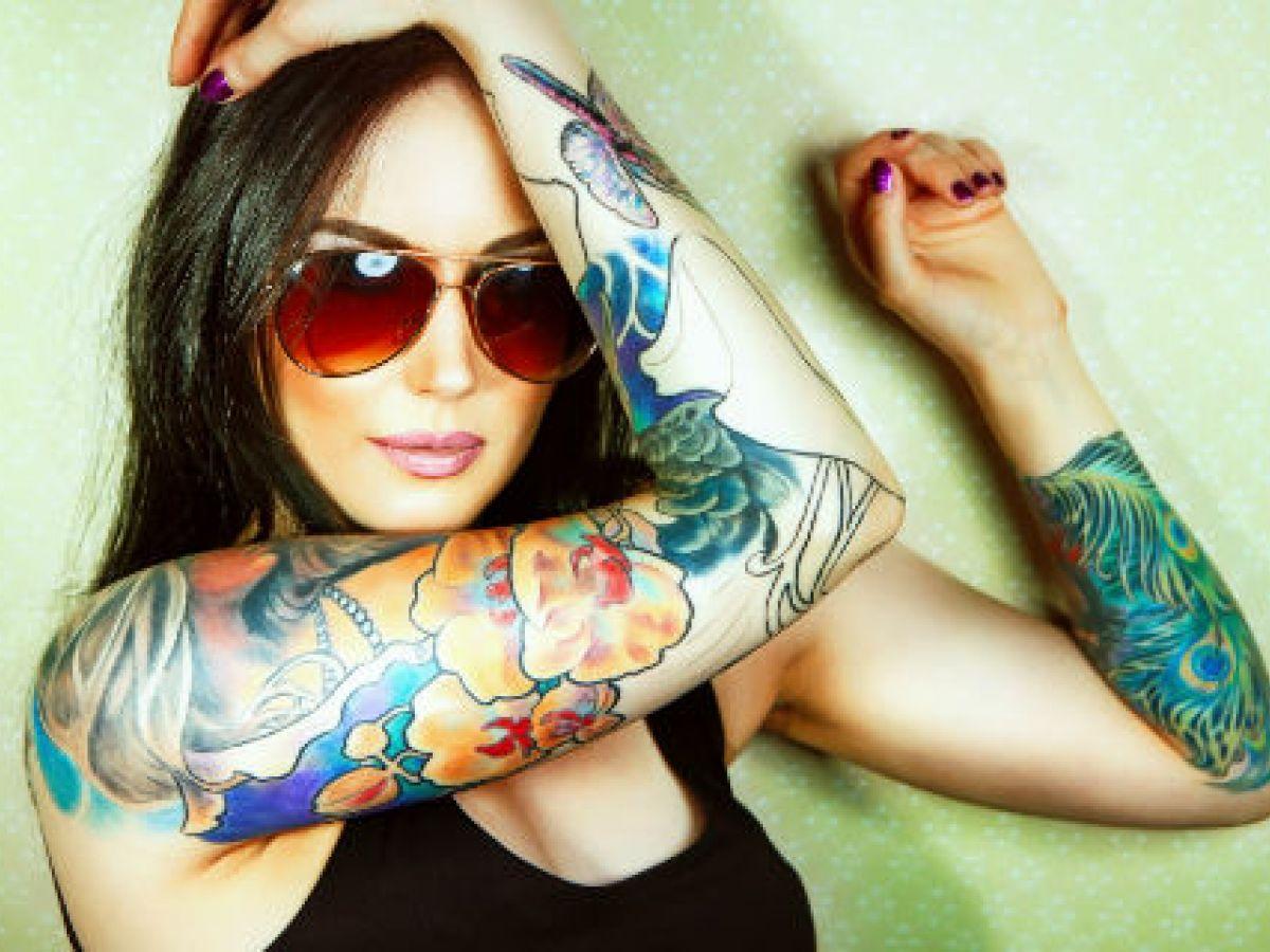 Los tatuajes y el sistema inmune no siempre se llevan bien