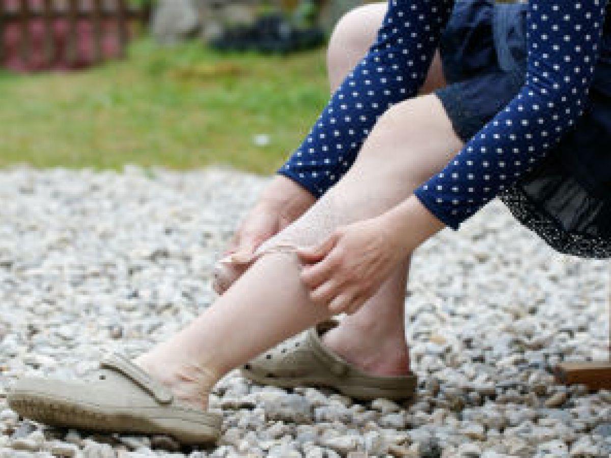 El peligro de una trombosis