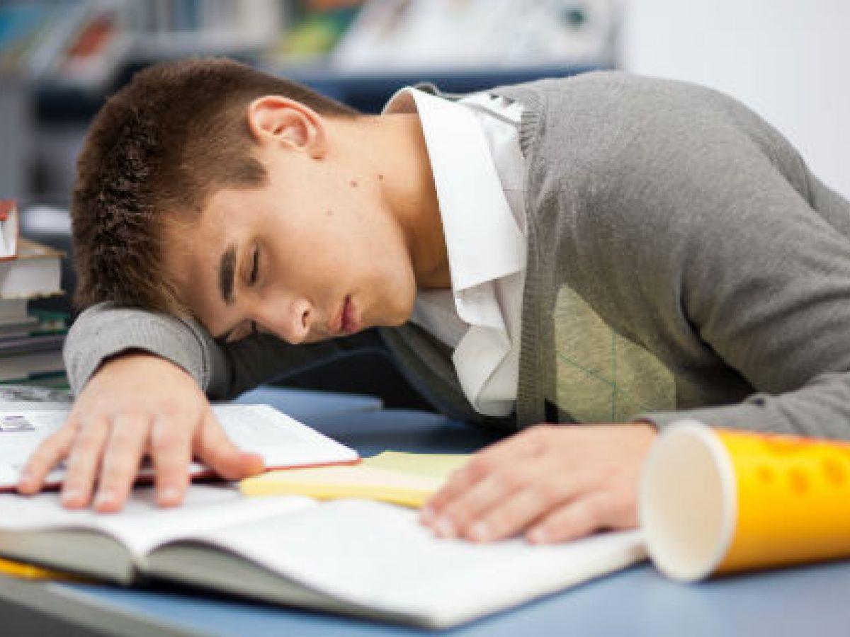 El buen dormir es una clave poco valorada para el éxito académico