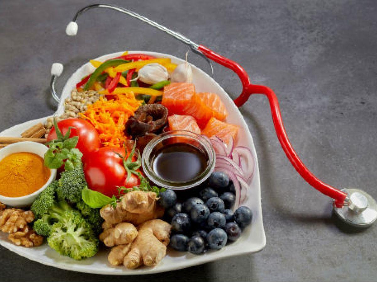 Los cinco alimentos más sanos del mundo