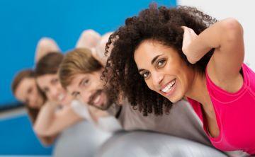 Ejercitarse en grupo reduce el estrés y mejora la calidad de vida