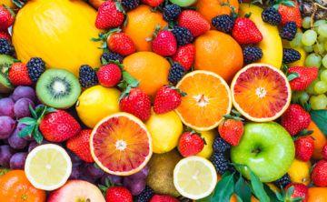 10 frutas que pueden ayudarte a bajar de peso