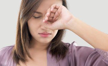 Los ojos saltones y su relación con la tiroides