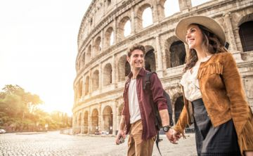 Viajar juntos mejora la vida sexual de la pareja