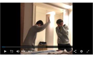Este padre le enseña a bailar a su hijo con autismo y ¡rompe las redes!