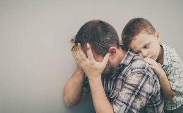Cómo hablarle  al niño sobre  la depresión