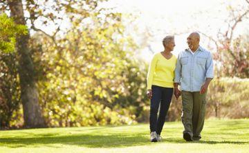 Caminar rápido disminuye en 24% el riesgo de muerte