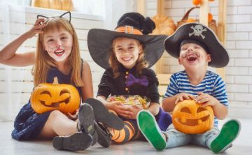 Dulces de Halloween a salvo, sin amenazas para la salud