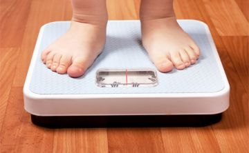 Los niños con obesidad tienen 30% más riesgo de sufrir asma